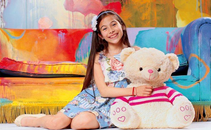 Melani García va a cumplir su sueño de participar en Eurovisión Junior