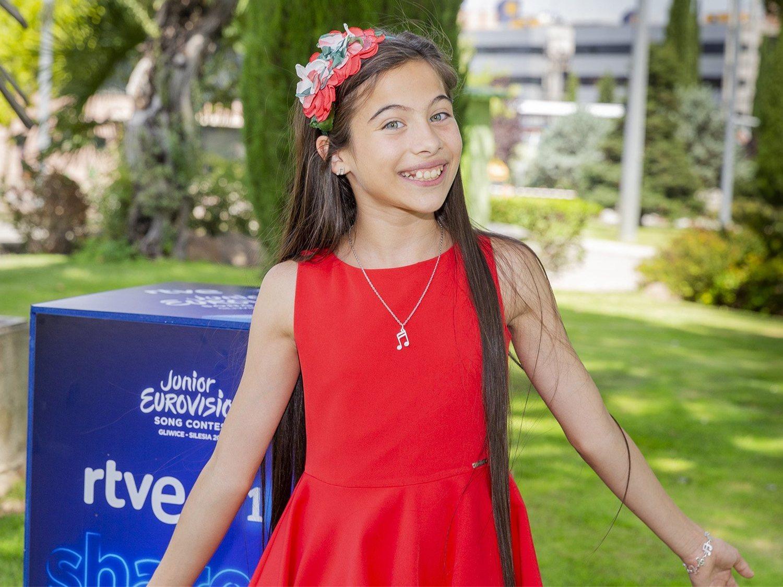 6 razones por las que Melani García puede conquistar Eurovisión Junior 2019