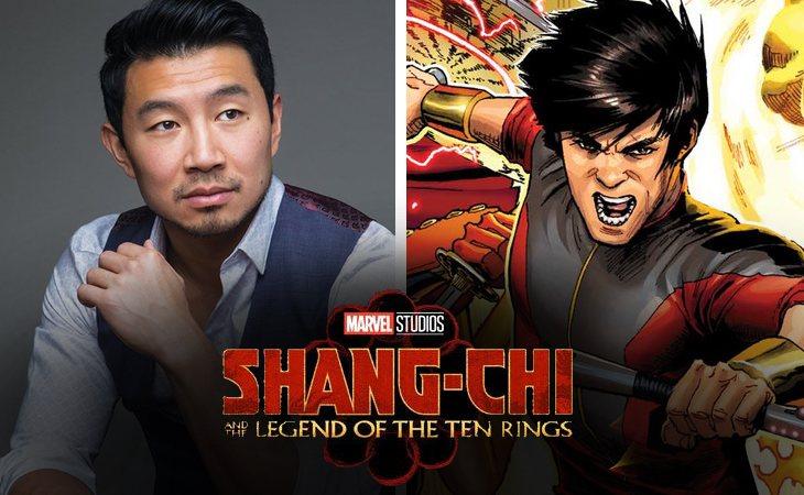 Simu Liu será Shang-Chi