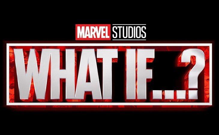 Logo de 'What if...?'