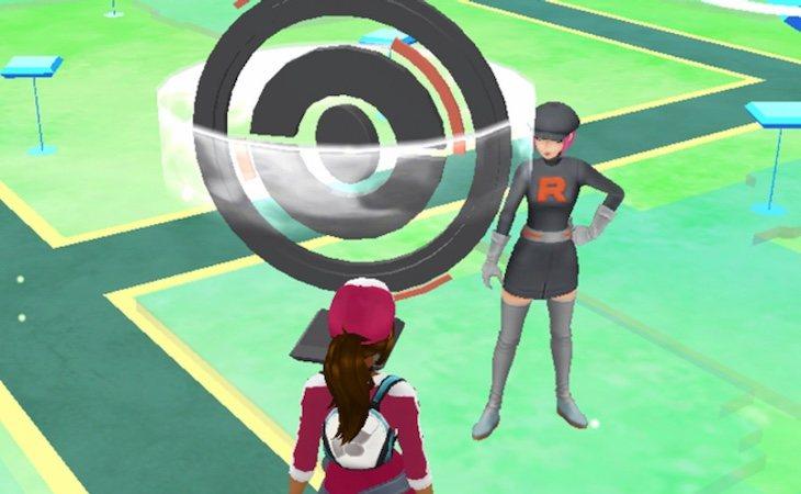 El Team Rocket serán los villanos en Pokémon GO