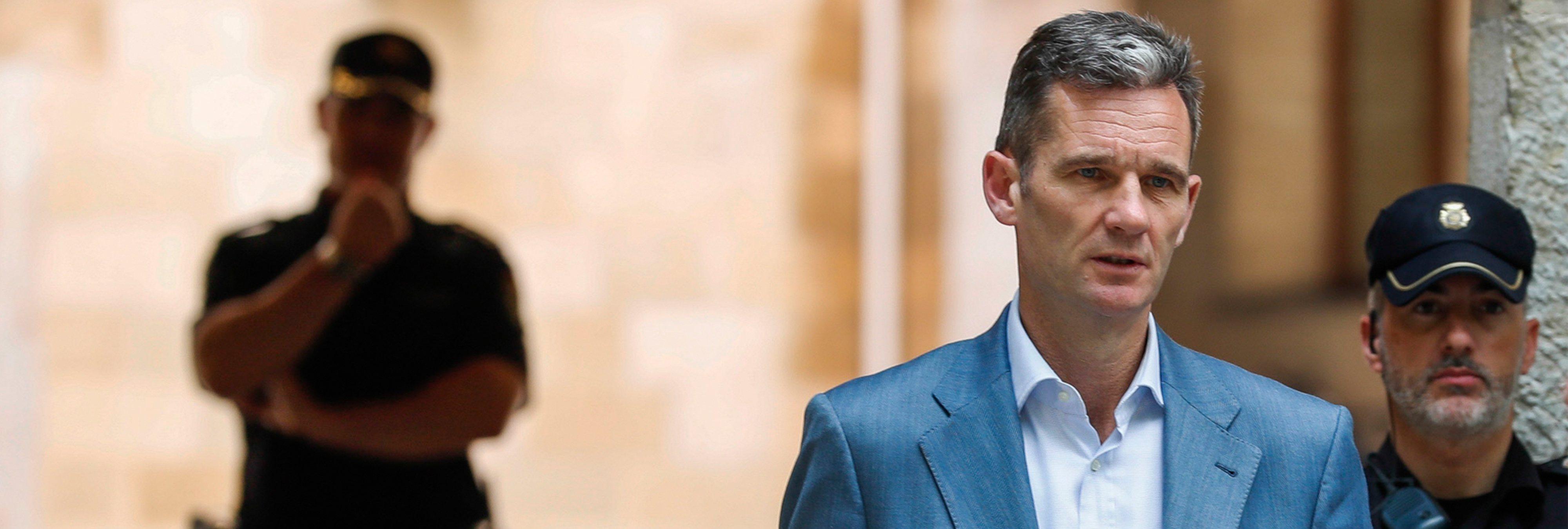 Iñaki Urdangarin permanecerá en la prisión de Brieva por lo menos durante seis meses más