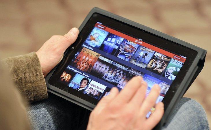 El consumo de Netflix contribuye también a las emisiones de CO2