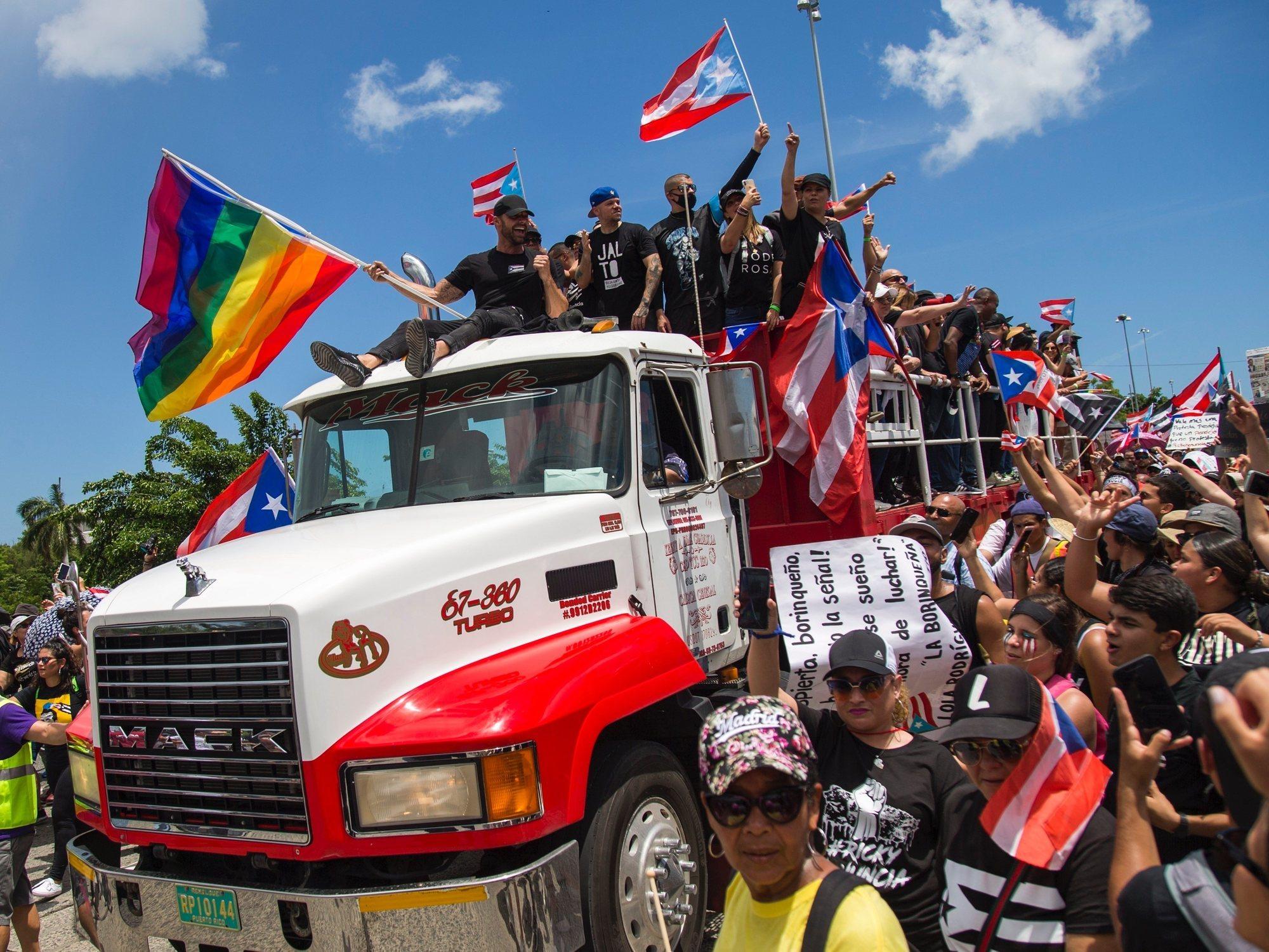 Así suena el reggaetón que marca el ritmo de las revoluciones en Puerto Rico
