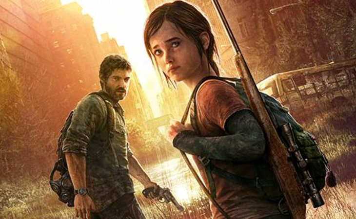 Joel y Ellie escapan de una pandemia zombi en 'The Last of Us'
