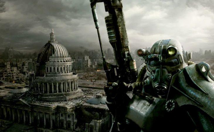 'Fallout 3' se sitúa en el año 2277, 200 años después de una apocalipsis nuclear