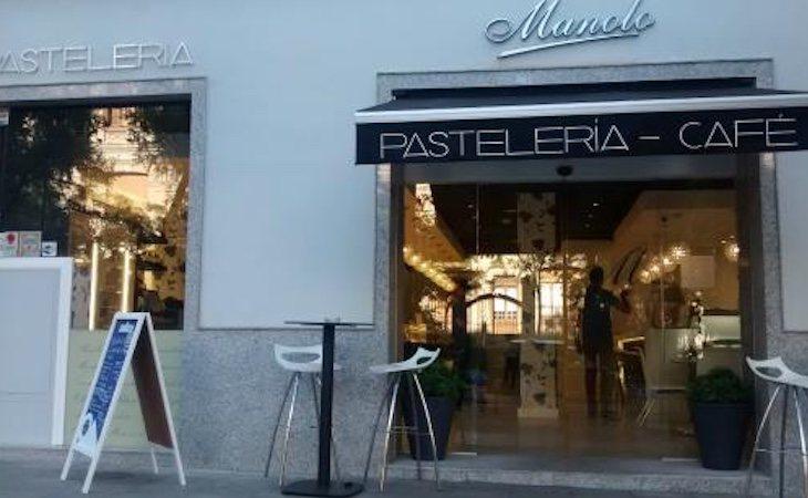 Pastelerías Manolo es el negocio familiar de los famosos cruasanes