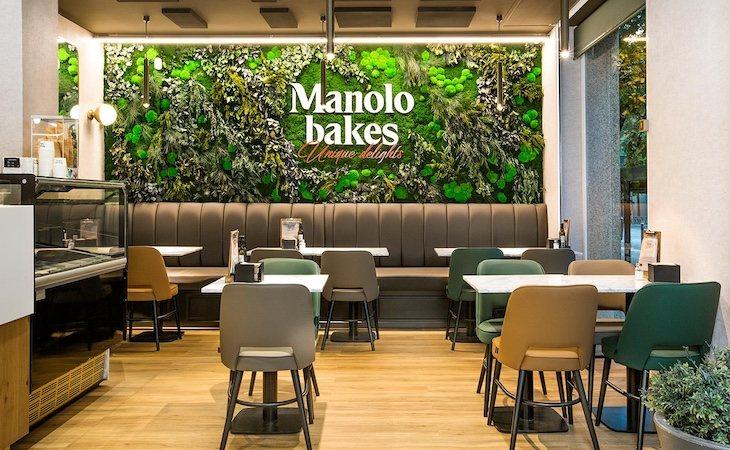 Manolo Bakes es la franquicia donde se venden más manolitos