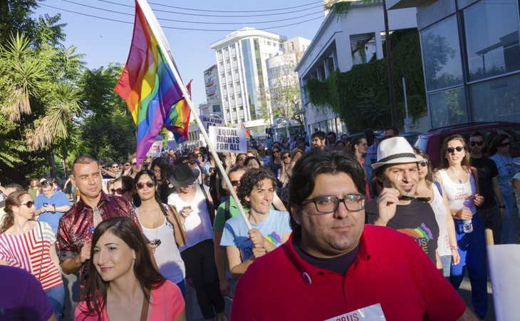 La primera celebración de las fiestas del Orgullo LGTBI tuvieron lugar en 2014