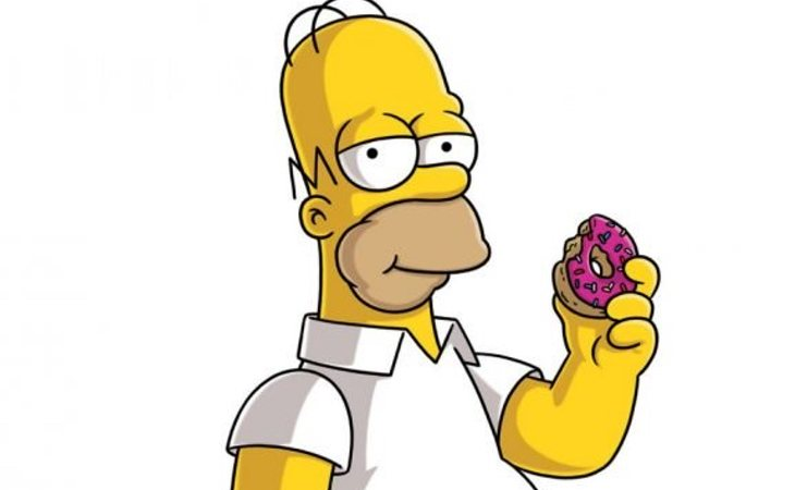 Homer Simpson, el patriarca de la familia amarilla