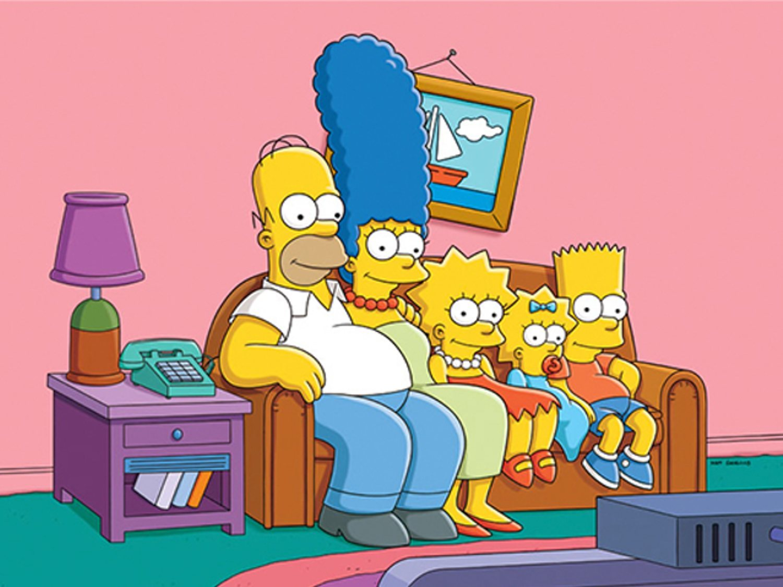 ¿Cuántos años tendrían actualmente 'Los Simpson' si hubieran evolucionado?