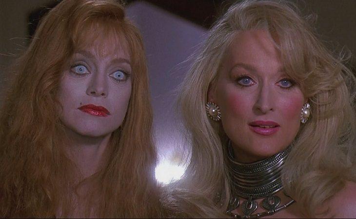 Goldie Hawn & Meryl Streep en 'La muerte os sienta tan bien'