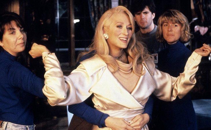 Meryl Streep y su cuerpo de plástico