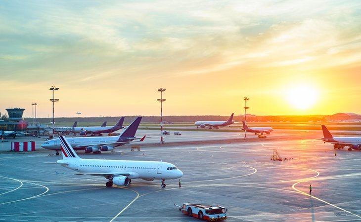 Los gastos de alojamiento y dietas serán cubiertos en caso de tratarse de un aeropuerto de la Unión Europea