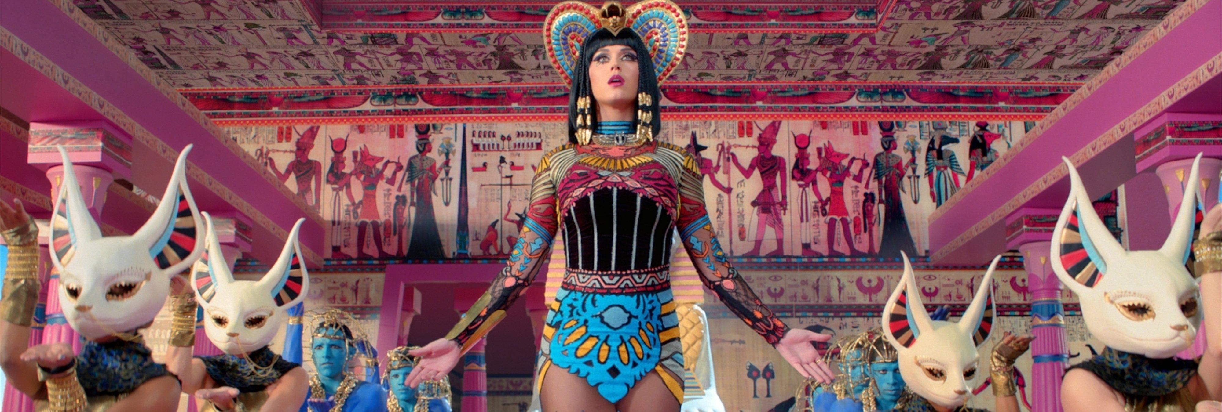 Katy Perry, condenada por plagiar una canción cristiana en 'Dark Horse'