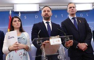 PP y Ciudadanos pactan darle a VOX cargos institucionales del Congreso