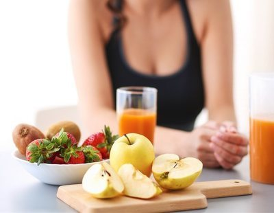 Los efectos de consumir solamente fruta a lo largo de una semana