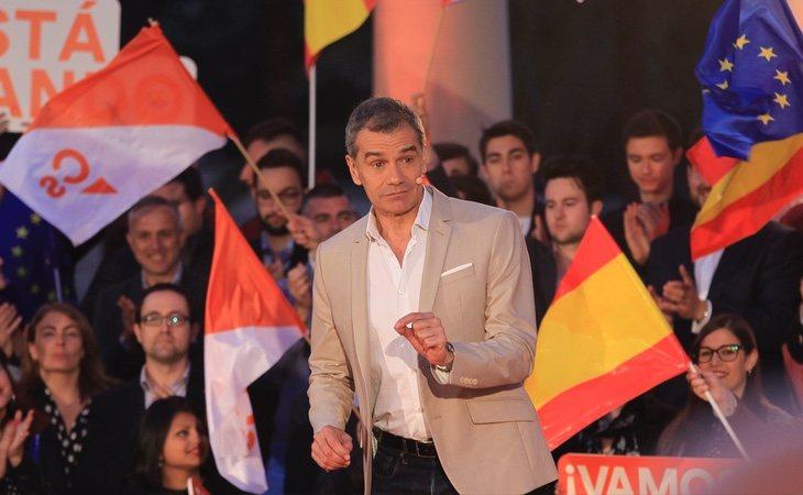 Toni Cantó fue muy crítico con los 'enchufes' en las diputaciones valencianas