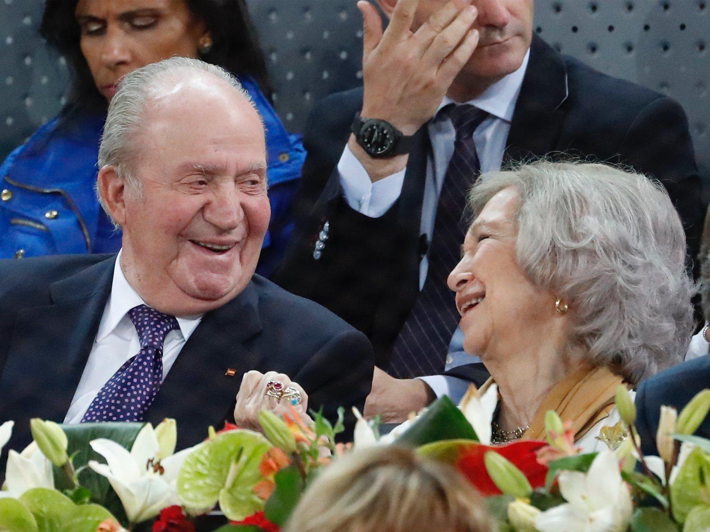 """Doña Sofía y su reconciliación con don Juan Carlos: """"Estoy mejor que nunca con Juanito"""""""