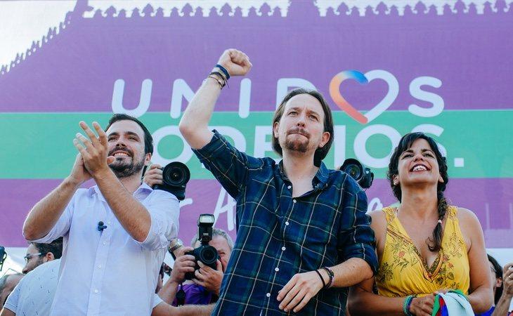 Izquierda Unida y el sector de Anticapitalistas apuestan por apoyar a Pedro Sánchez sin entrar en el Gobierno