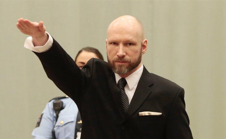 Breivik se ha convertido en un referente del terrorismo ultraderechista tras la matanza de Utoya