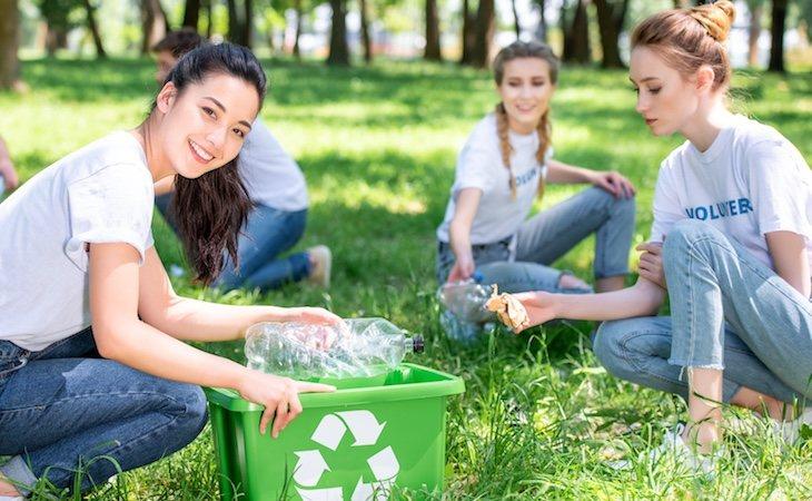 El ecologismo se asocia con la feminidad