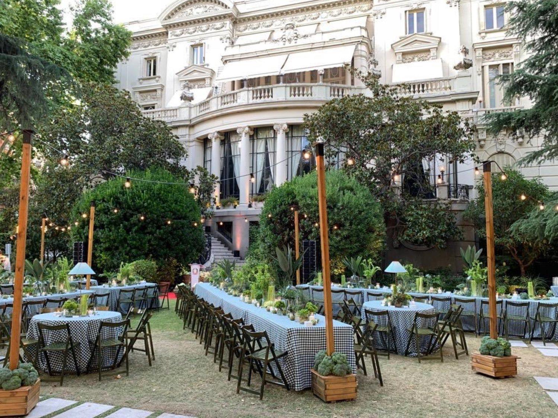 Las ruidosas fiestas de la embajada italiana en Madrid desatan la polémica en el vecindario