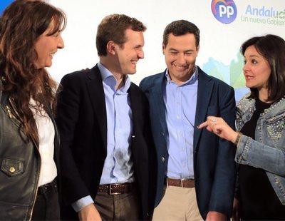 El Gobierno andaluz, en el punto de mira por sus ostentosos almuerzos con dinero público