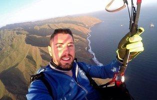 Muere un youtuber que se lanzó en paracaídas para grabar el salto en Alicante