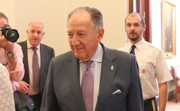 El exdirector del CNI, Félix Sanz Roldán, es uno de los mayores enemigos del comisario Villarejo