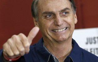 """Bolsonaro pide """"hacer caca una vez cada dos días"""" para preservar el medio ambiente"""