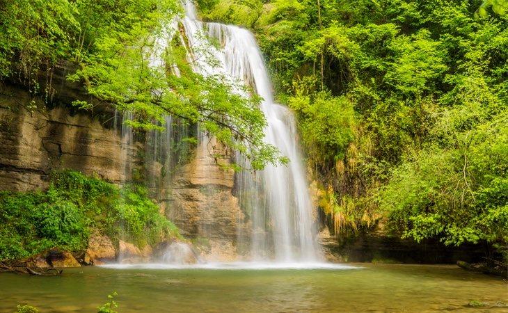 Cascada de La Garrotxa