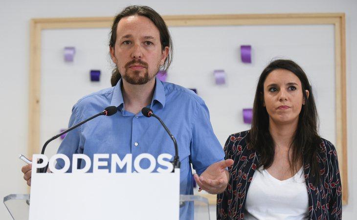 Pablo Iglesias e Irene Montero han sido padres de su tercera hija