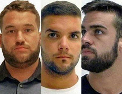 Tres miembros de 'La Manada' se enfrentan a juicio por el robo de varias gafas de sol