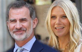 Felipe VI y Gwyneth Paltrow: así fue su romance de verano en Palma