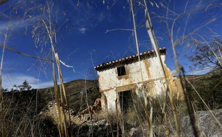 Caseta de La Romana donde fueron asesinadas las niñas de Alcàsser