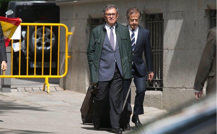 Jordi Pujol Ferrusola estuvo en prisión por orden del juez De La Mata tras imponerle una multa inicial de 3 millones de euros en abril de 2017