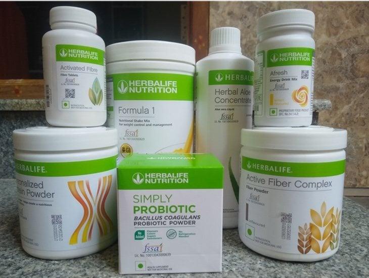 No es la primera vez que los nutricionistas ponen en entre dicho la calidad de los productos Herbalife