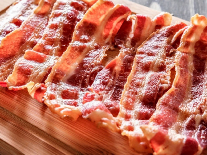 Están creando un bacon vegano sin nada de carne