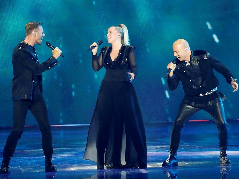 """KEiiNO: """"El sistema de votación de Eurovisión está desfasado"""""""