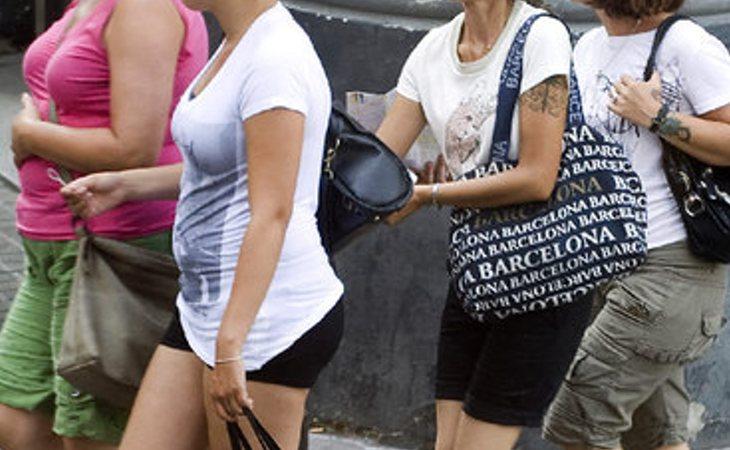 Los carteristas, el mayor problema de Barcelona