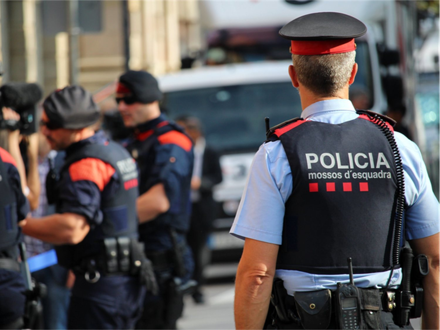 Barcelona es la ciudad española más insegura