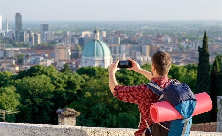 Italia es uno de los destinos preferidos de los usuarios de Interrail