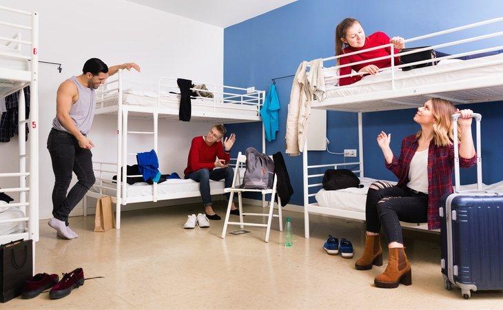 Los usuarios de Interrail destacan por incluir hostales como el alojamiento de su viaje por Europa