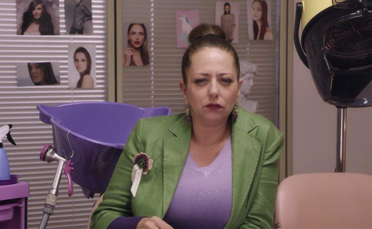 Yolanda Ramos como Noemí Argüelles en 'Paquita Salas'