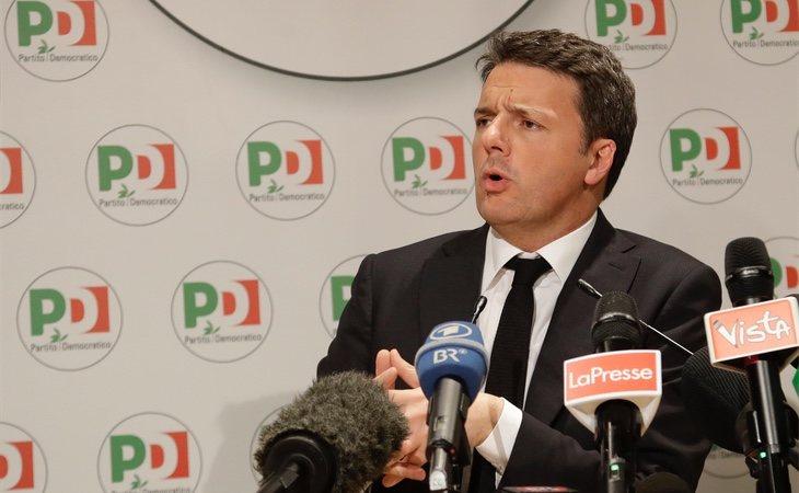 Renzi está llamado a formar mayoría con el M5S si quiere evitar unas elecciones que catapultarían a Matteo Salvini