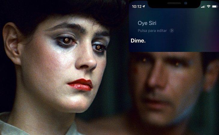 Siri nada tiene que envidiarle a Sean Young