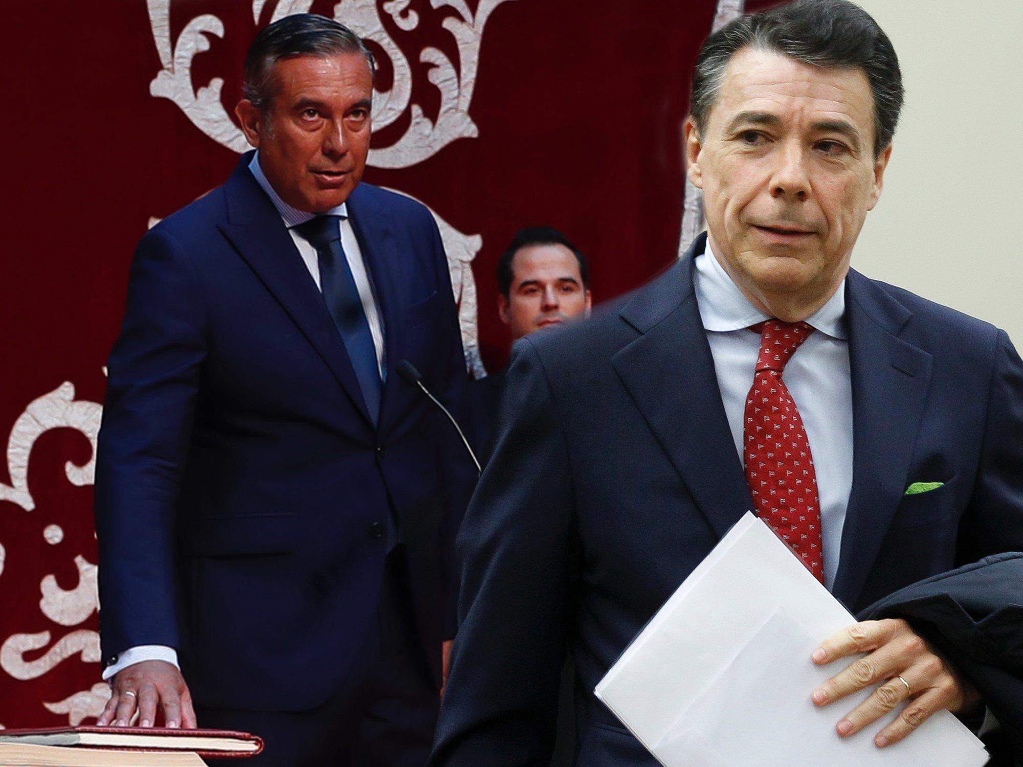 Ignacio González involucró al consejero de Justicia de Díaz Ayuso en sus chanchullos