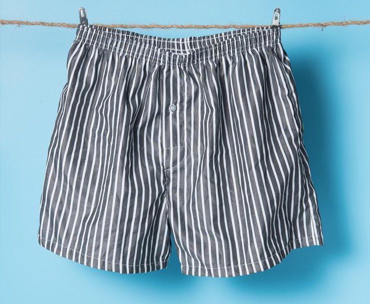Un 13% de estadounidenses no se cambian de ropa interior durante más de una semana