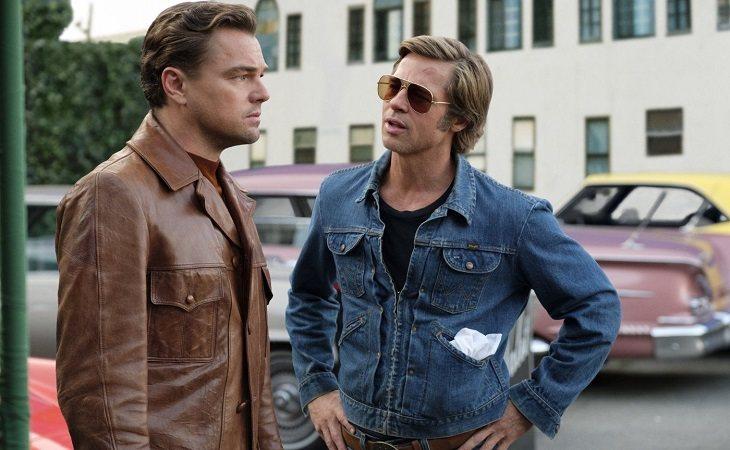 Leonardo DiCaprio y Brad Pitt en 'Érase una vez en... Hollywood'